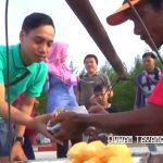 Menikmati Kue Pancong di OW. Pantai Alam Indah Tegal
